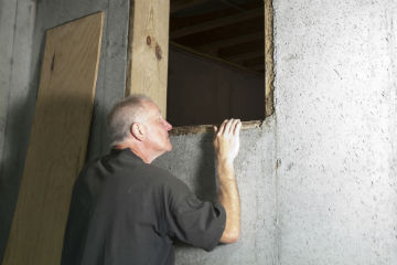 Crawlspace Mold Detection and Remediation