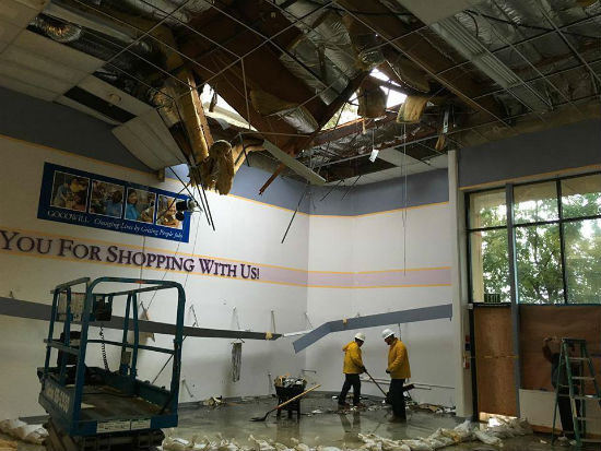 Water Damage Cleanup in San Diego CA