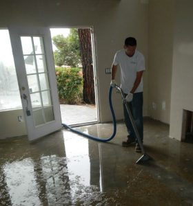 Water Extraction, water removal and Flood Restoration San Diego CA